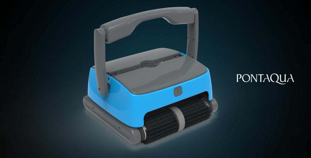 Pontaqua Optimus Eco automata medence porszívó