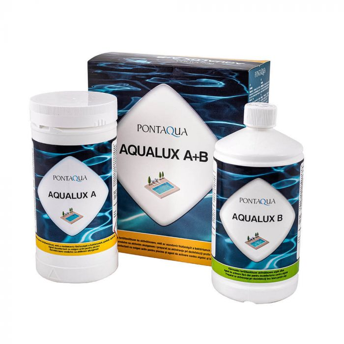 aqualux medence vegyszer